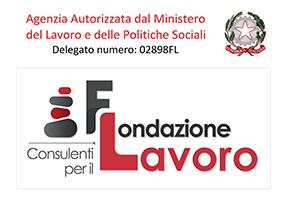 Agenzia Autorizzata dal Ministero del Lavoro - Fondazione Lavoro